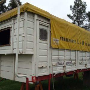 Carrocería Barandas Volcables – Usada – INT 151