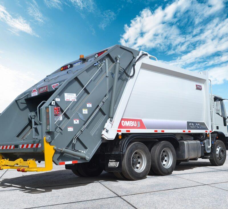 Alt: Compactador de residuos