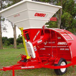 Embolsadora de granos – EGSO 2002