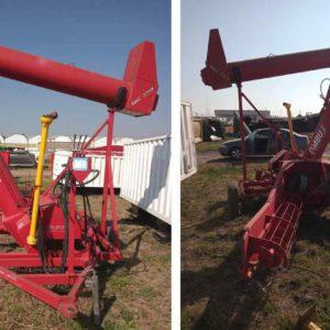 Extractora de granos Usada – INT 878